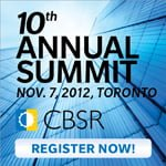 Register now for CBSR's 10th Annual Summit