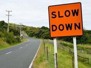 Slow Down Pixabay