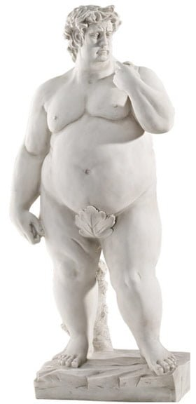 fat Michelangelo