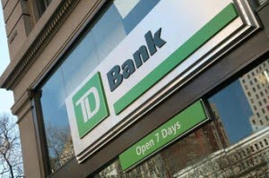 TD Bank is a top-10 retail bank in the United States with more than 26,000 employees and 1,300 locations.