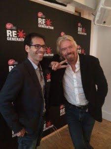 Phillip Haid recently had the chance to sit down with Sir Richard Branson in Toronto.