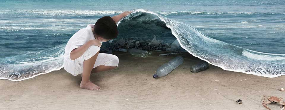 "plastic in the ocean essay Almost 90 percent of the eastern garbage patch is plastic plastic bags, bottles, and wrappers are all ingredients in the mix that make up this ""oceanfill"" this is a scary fact: most common plastics today don't biodegrade the chemicals that go into making plastic containers only degrade through a slow process involving the sun."