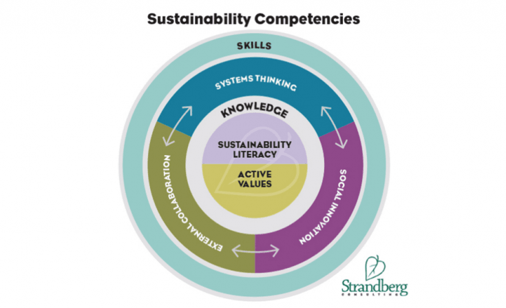 An interconnected set of leadership competencies will be in high demand from the next generation of sustainability leaders.