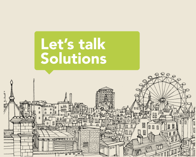 lets talk SOLUTIONS