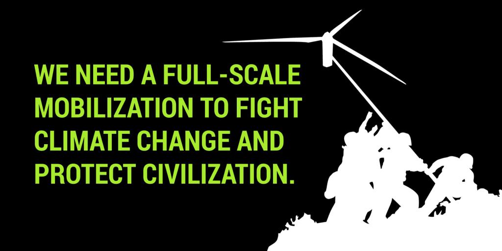 climate change mobilization