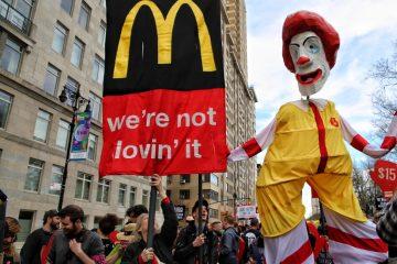 mcdonalds not lovin it