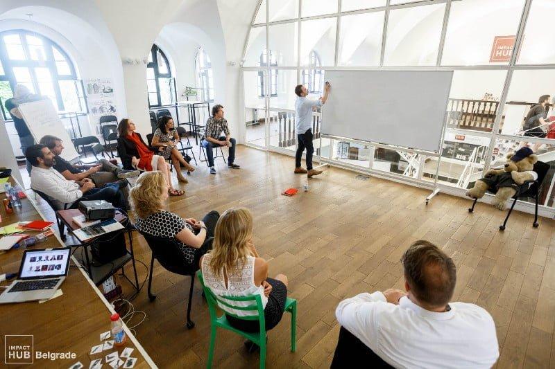 Social Enterprise Incubators are Making a World of