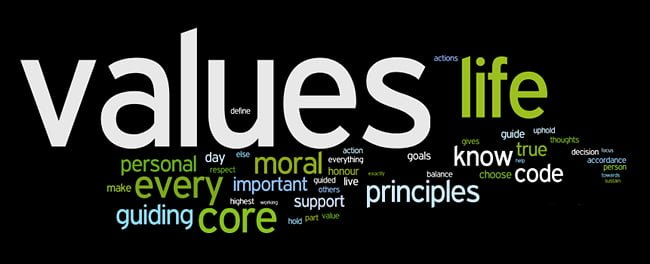 importance of moral values in human life